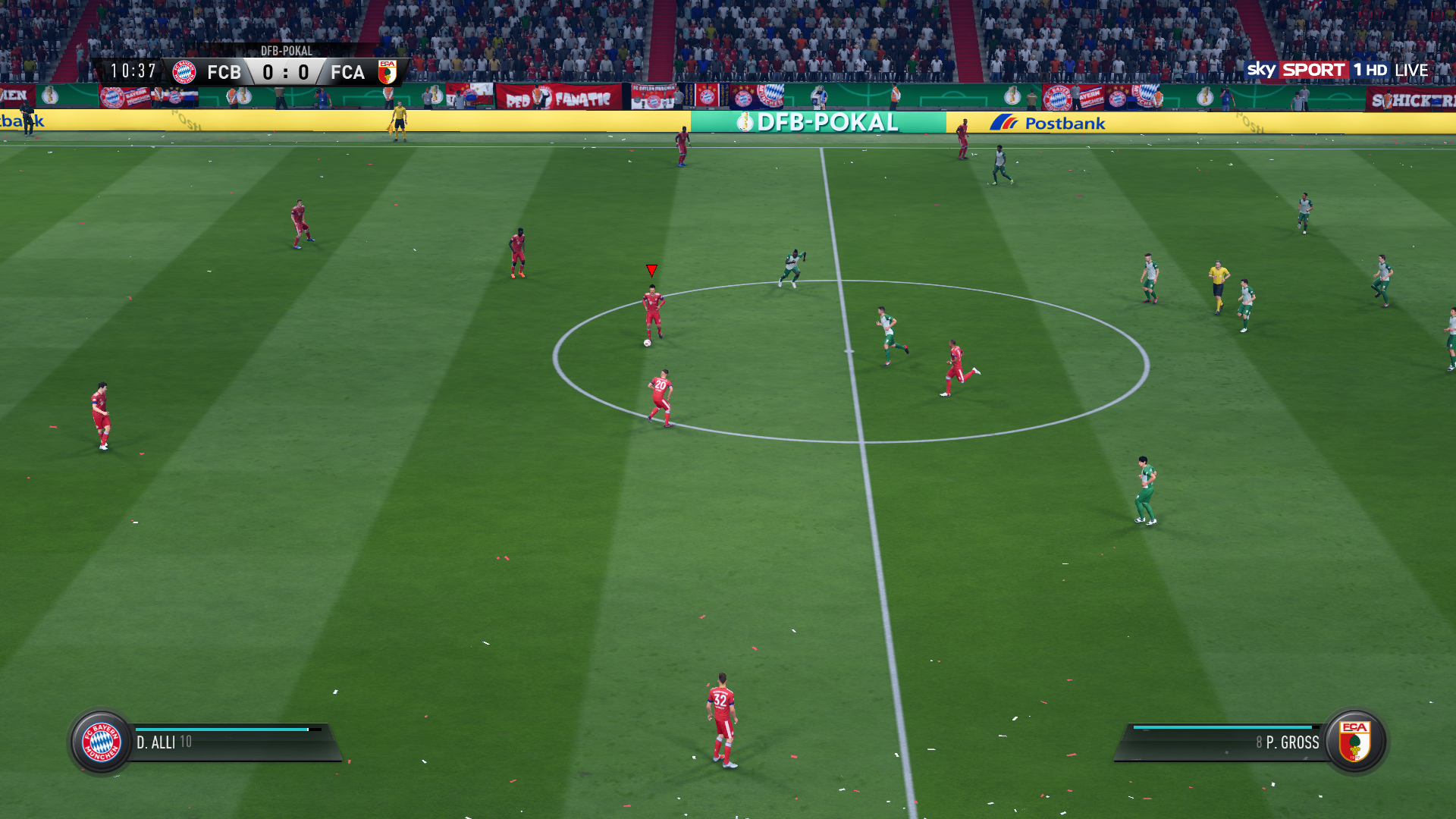 Andy's FIFA 19 Patch